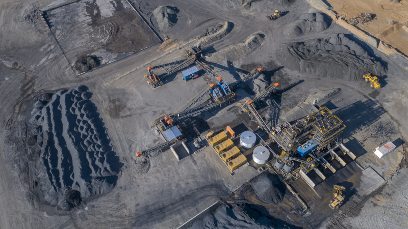 BAUBA: New Moeijelijk Chrome wash plant commissioned