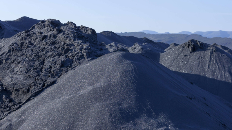 Sale agreement for low-grade chrome ore product